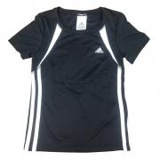 Camiseta Infantil Feminina Adidas Clima Girls  V36525