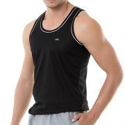 Camiseta Regata Elite Quality Preta 025441