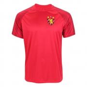 Camiseta Sport Recife Raglan Masculina