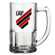 Caneca de Vidro do Athletico Paranaense 340 ml