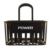 Cesta Porta Garrafas - Squeeze Power Preta