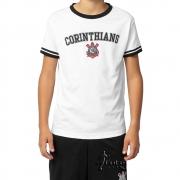 Conjunto Juvenil do Corinthians (Camisa + Short) - 78731