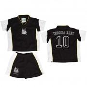 Conjunto Uniforme Bebê Santos - Torcida Baby 031G