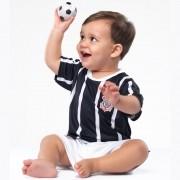 0cd987bd5d Conjunto Uniforme para Bebê do Corinthians - 031S