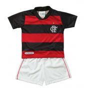 Conjunto Uniforme para Bebê do Flamengo - 031S
