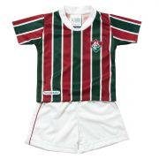 Conjunto Uniforme para Bebê do Fluminense - 031S