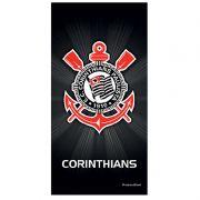 Toalha de Banho do Corinthians Buettner Veludo 60326