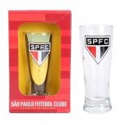 Copo Chopp do São Paulo 300 ml em Caixa Personalizada