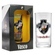 Copo Long Drink do Vasco da Gama 300 ml em Caixa Personalizada