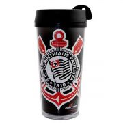 Copo Térmico do Corinthians 500 ml Pro Tork
