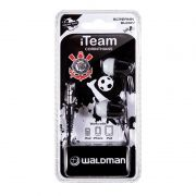 Fone de Ouvido do Corinthians Waldman Screamin Buddy