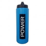 Garrafa Água Squeeze 800 ml Bico Automático Power