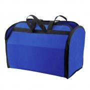 Kit Bolsa Massagista + Cesta Squeeze Azul