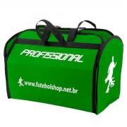 Kit Bolsa Massagista + Cesta Squeeze Verde