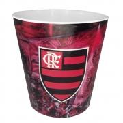 Kit c/10 Baldes de Pipoca do Flamengo