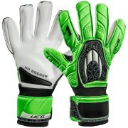 Luva Goleiro HO Soccer One Negative Green Black 9136