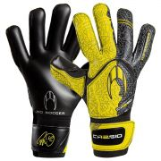 Luva HO Soccer Cassio Training Yellow 9976
