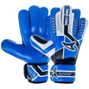 Luva para Goleiro de Futebol de Campo Three Stars Wembley - Palma Azul