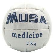 Medicine Ball de 2 Kg Musa