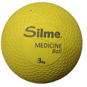 Medicine Ball de Borracha 3 Kg Silme