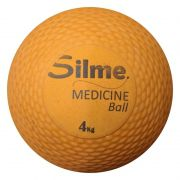 Medicine Ball de Borracha 4 Kg Silme