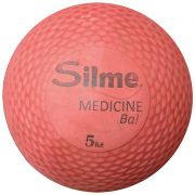 Medicine Ball de Borracha 5 Kg Silme