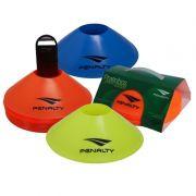 Mini Marker Set - Kit c/10 Pratos de Sinalização Tartaruga Penalty - 675411