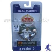 Minicraque Caricatura do Roberto Carlos 3 Real Madrid - FTChamps