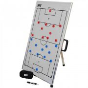Quadro Tático Magnético de Futebol de Campo com Tripe Kief