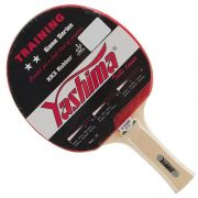 Raquete Tenis de Mesa Yashima Training Game Series XX3 Rubber 82022