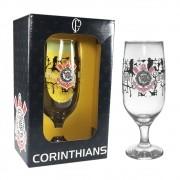 Taça de Cerveja do Corinthians 300 ml em Caixa Personalizada