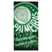 Toalha de Banho do Palmeiras Buettner Veludo 45092