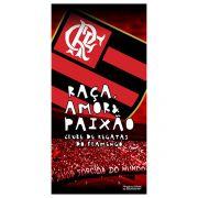 Toalha do Flamengo de Banho Veludo 45087