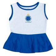 Vestido Bebê Alça Larga Cruzeiro - 005B