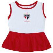 Vestido Bebê Alça larga São Paulo - 005B