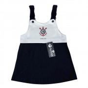 Vestido Infantil do Corinthians Torcida Baby  - 203A