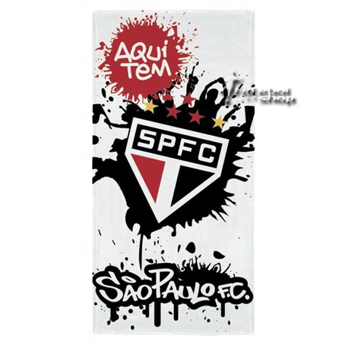 Toalha do São Paulo Prensada Lepper