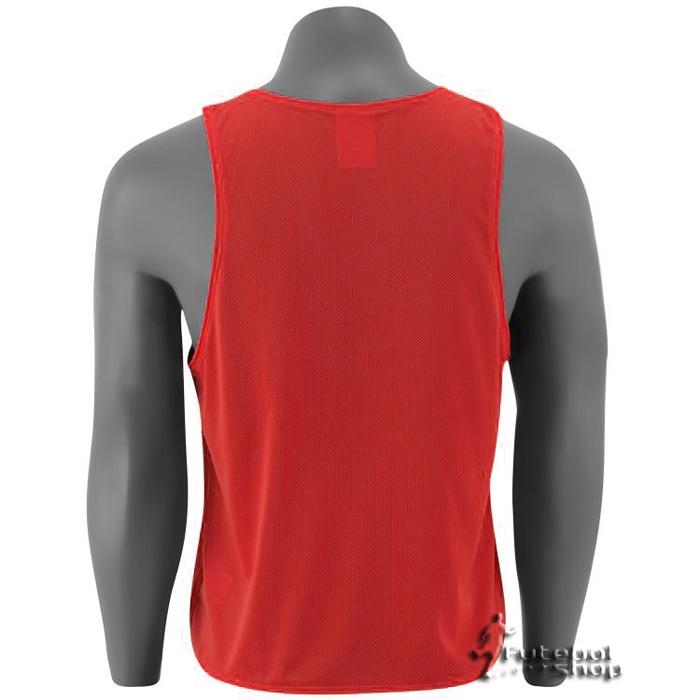 Jogo de Coletes Adidas Treino 10 Peças Vermelho - 336887