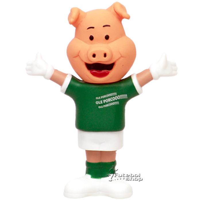 Mascote Oficial da Torcida Palmeiras - Porco POR084