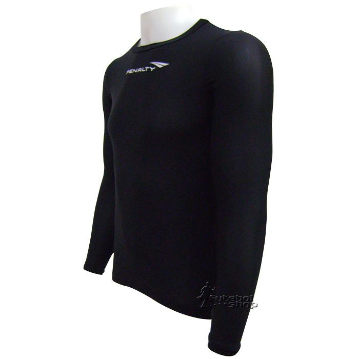 ... Camisa Térmica Penalty Matis Manga Longa - FUTEBOL SHOP ... c061b77993a82