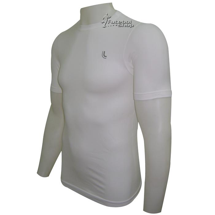 Camisa Térmica Manga Curta Lupo I-Power - Branca - 70040