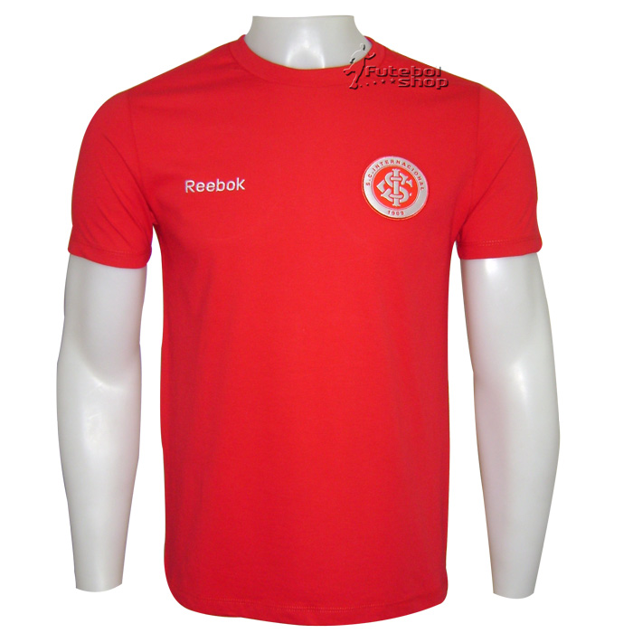 Camisa Reebok Internacional Basic - IN6026V
