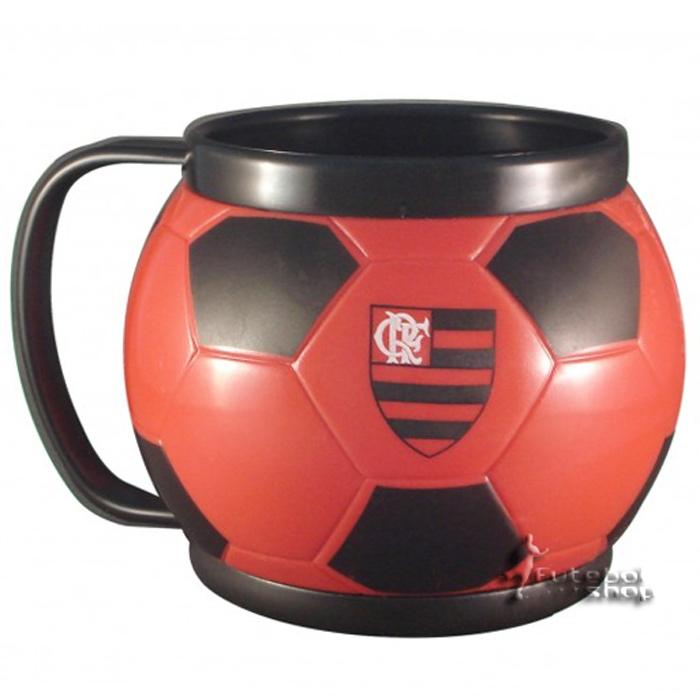 Caneca Mugball Flamengo
