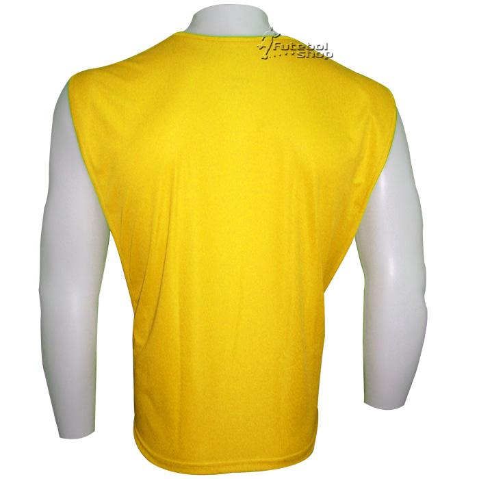 Colete Nakal Standard Amarelo