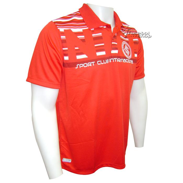 Camisa Polo do Internacional Dry Max - Start