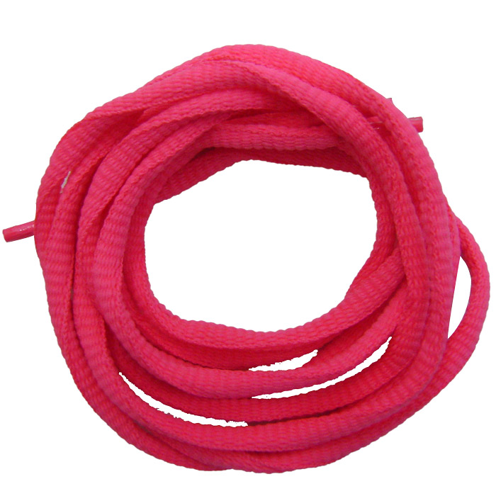 Cadarço Especial Colorido - Rosa Pink