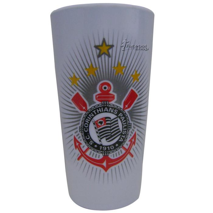 Copo Melamina Corinthians