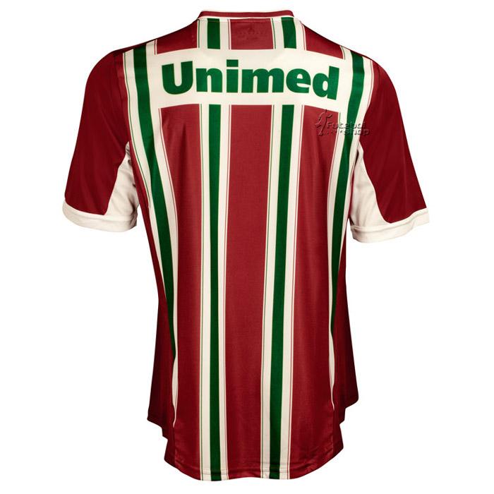 Camisa Adidas Fluminense I 2012 Infantil - X36609