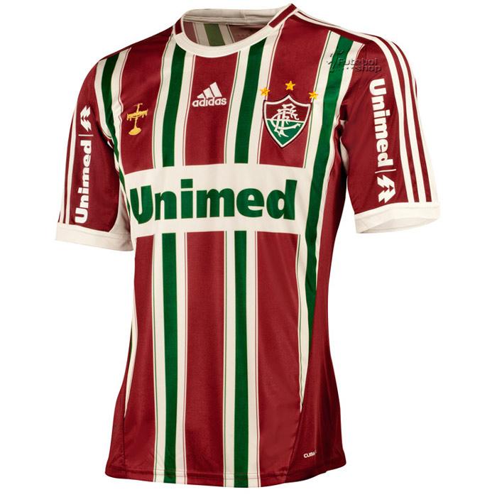 4aba8ad3e9 ... Camisa Adidas Fluminense I 2012 Infantil - X36609 - FUTEBOL SHOP