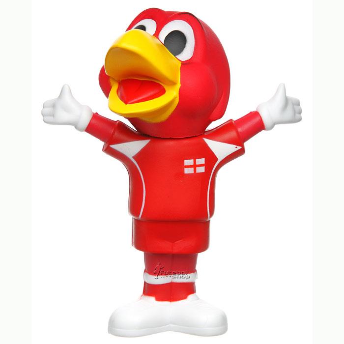 Mascote do  Liverpool The Reds